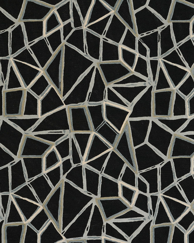 Shattered Onyx by Capel Rugs | capelrugs.com