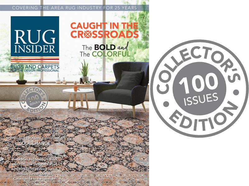 Rug Insider Magazine News for the Rug and Carpet Design Professional - Rug Insider Magazine