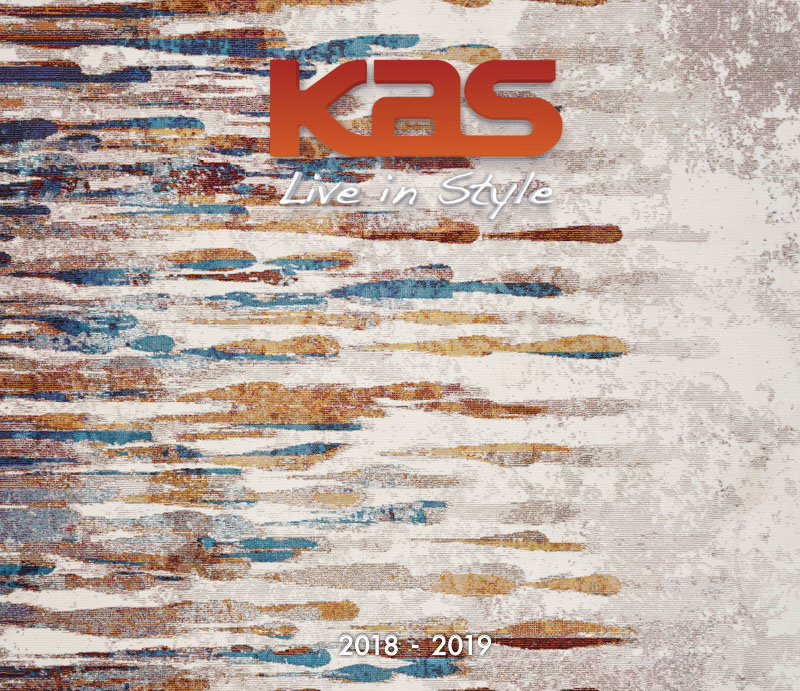 Kas Rugs 2018 Look Book